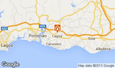 Karte Lagoa Haus 75803