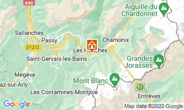 Karte Les Houches Studio 1409