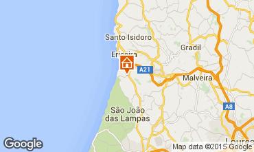 Karte Ericeira Haus 9093
