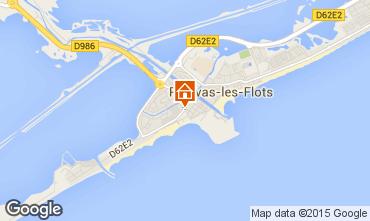 Karte Palavas-les-Flots Appartement 85785