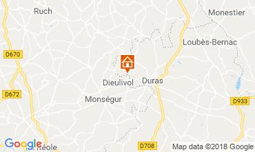 Karte Duras Haus 116583