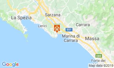 Karte Lerici Appartement 47306