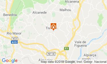 Karte Santarém Villa 105698