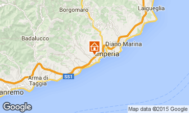 Karte Imperia Villa 20753