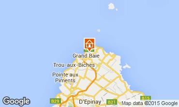 Karte Grand Baie Villa 5356
