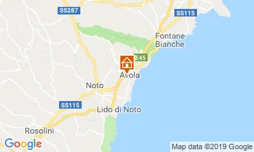 Karte Avola Appartement 87482