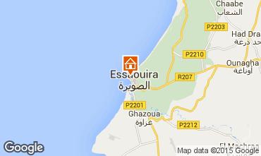 Karte Essaouira Haus 91222