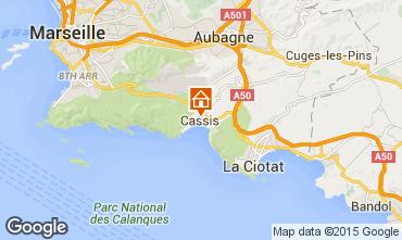 Karte Cassis Haus 48095