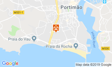 Karte Portimão Appartement 90279