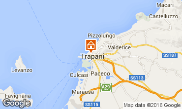 Karte Trapani Studio 47308