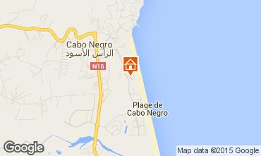 Karte Cabo Negro Villa 52144