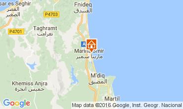 Karte Tétouan Appartement 59846