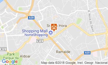 Karte Porto Appartement 115948