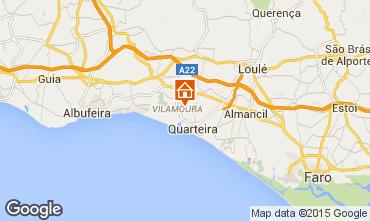 Karte Vilamoura Villa 67203