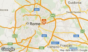 Karte Rom Appartement 74636