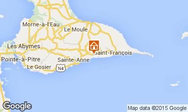 Karte Sainte Anne (Guadeloupe) Appartement 73793