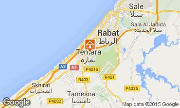 Karte Rabat Appartement 54123