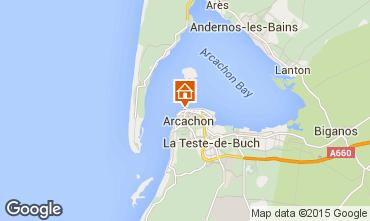 Karte Arcachon Appartement 75728