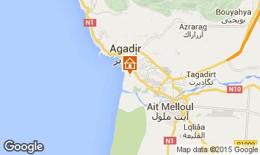 Karte Agadir Villa 32200