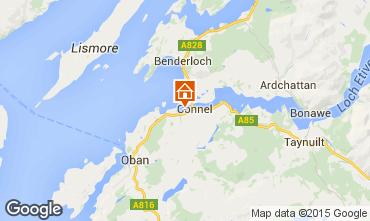 Karte  Ferienunterkunft auf dem Land 63687