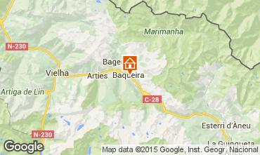 Karte Baqueira-Beret Studio 39744