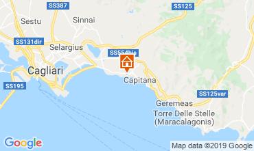 Karte Quartu Sant'Elena Villa 118647
