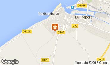 Karte Le Tréport Haus 58208