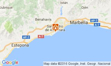 Karte Marbella Villa 11384