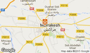 Karte Marrakesch Studio 16239