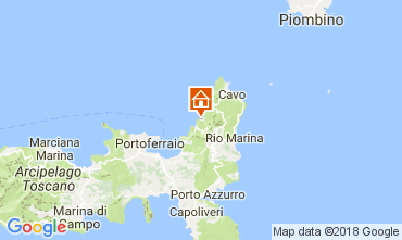 Karte Rio nell'Elba Appartement 112921