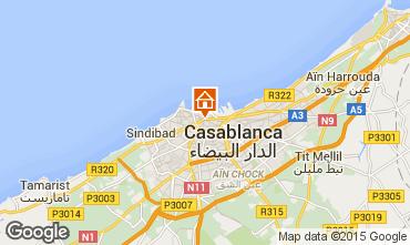 Karte Casablanca Appartement 69947