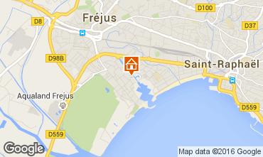 Karte Fréjus Appartement 102521
