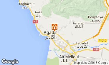 Karte Agadir Appartement 43047