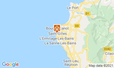 Karte Saint-Paul Appartement 116952