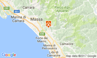 Karte Pietrasanta Haus 109645