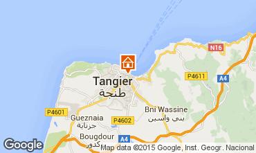 Karte Tanger Appartement 76538