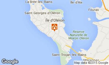 Karte Dolus d'Oléron Mobil-Home 15789