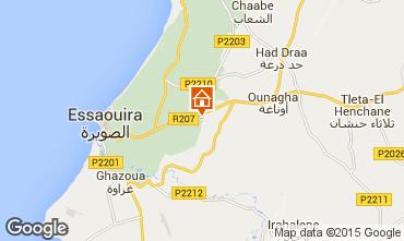 Karte Essaouira Fremdenzimmer 78904