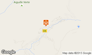 Karte Le Grand Bornand Chalet 68133