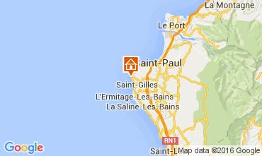 Karte Saint Gilles Villa 104865