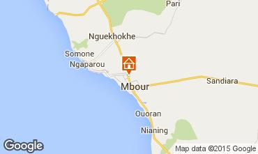 Karte Mbour Appartement 100180