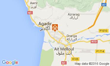 Karte Agadir Appartement 105201