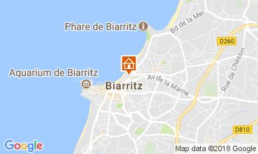 Karte Biarritz Appartement 112838