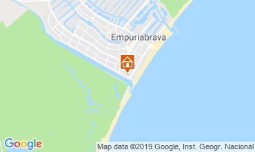 Karte Empuriabrava Studio 86728