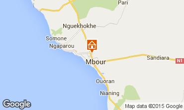 Karte Mbour Villa 100179
