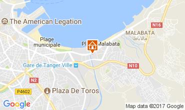 Karte Tanger Appartement 111614