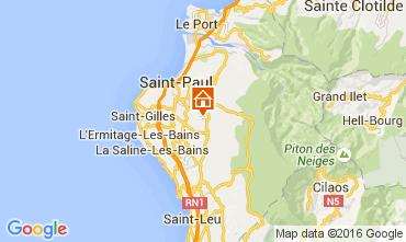 Karte Saint Gilles Chalet 100822