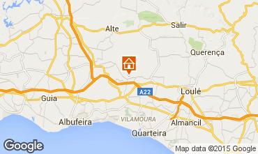 Karte Albufeira Haus 59358