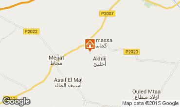Karte Marrakesch Fremdenzimmer 93477