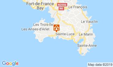 Karte Le Diamant Haus 106448